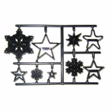 Patchwork Cutters - Snowflakes and Stars